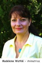 Madeleine wathle animatrice